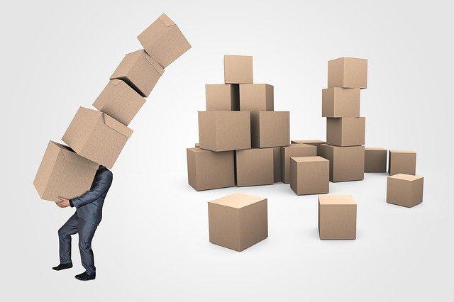 5 systèmes pour porter un objet lourd