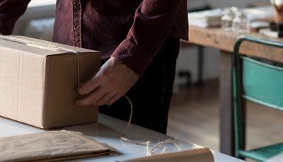 Les différents types d'envoi : le colis