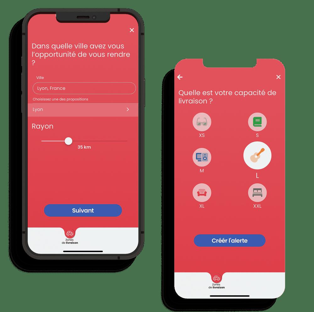 application-livraison